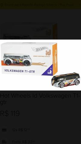 Hotwheels id volkswagen t1 - gtr