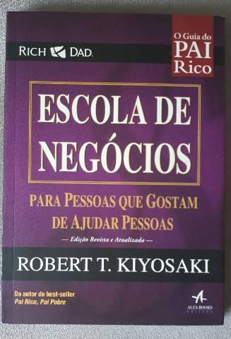 Livro escola de negócios