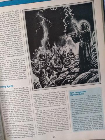 Livros rpg dungeons & dragons edição original em inglês