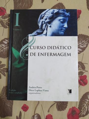 Livros de curso didático de enfermagem