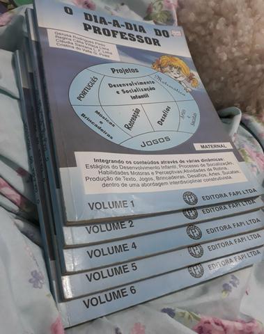 Livros de professor e de 3o ao 4o ano - moo ca sp