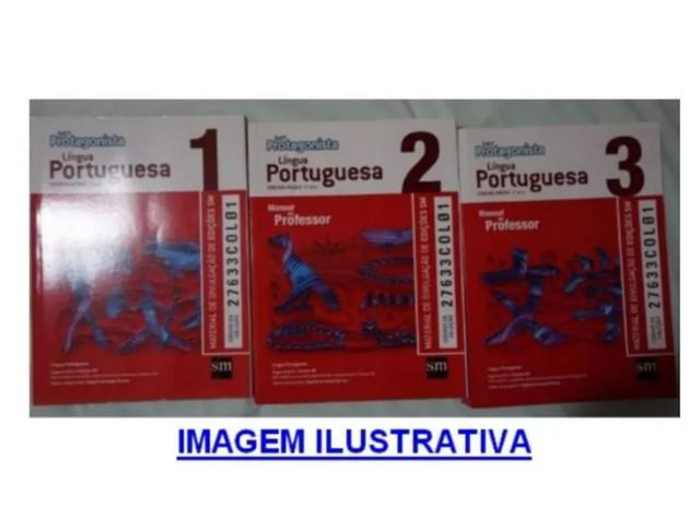 Língua portuguesa ser protagonista ensino médio - 3