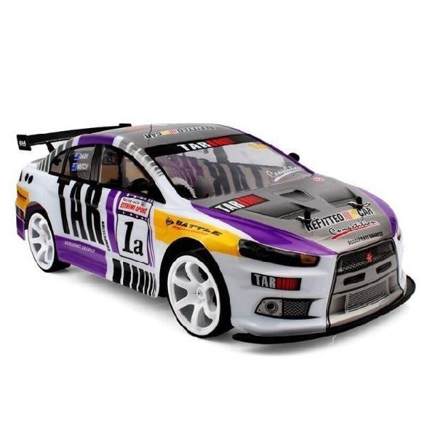 O carro mais veloz / controle remoto / 70km-h *