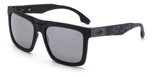 Oculos sol mormaii long beach m0064aeq09 preto fosco flash p