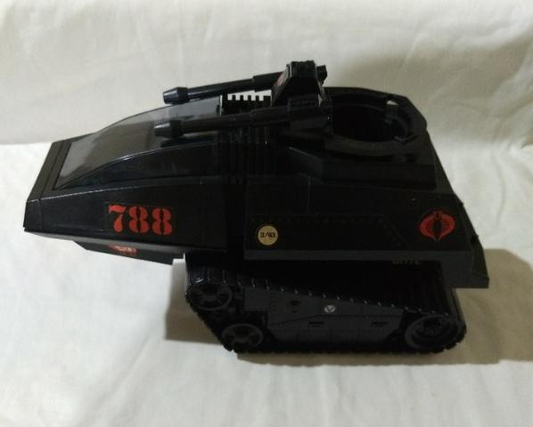Super canhão laser (cobras) g.i joe
