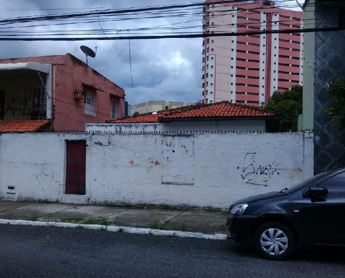 Terreno na Batista Campos com 265m2(1ox26,5), Belem, Pará