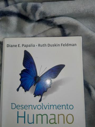Vende-se livro desenvolvimento humano (papalia)