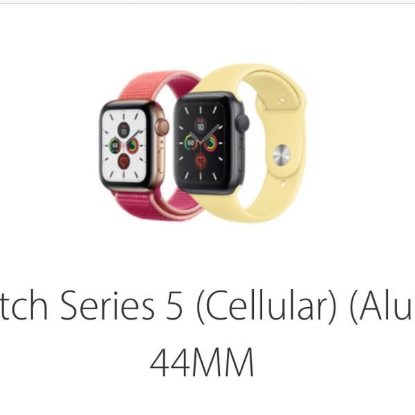 Apple watch série 5 com celular