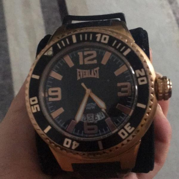 Relógio everlast e581 original
