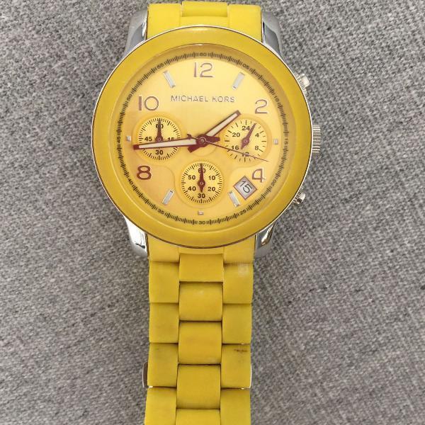 Relógio importado michael kors
