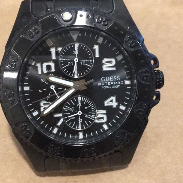 Relógio masculino giras