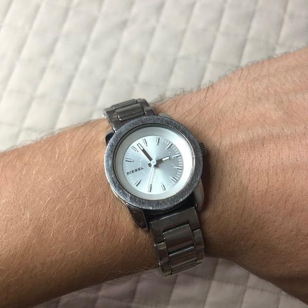 Relógio original diesel unissex