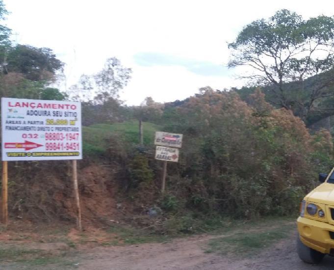 sitio em humaitá juiz de fora mg com 2 hectares