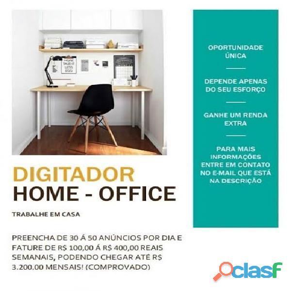 Trabalhe em casa   home office