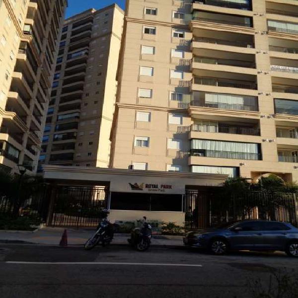 Apartamento padrão novo para locação alphaville