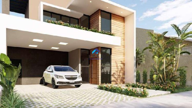 Araraquara - casa de condomínio - parque residencial damha