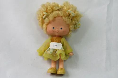 Antiga boneca moranguinho da estrela - lote 09