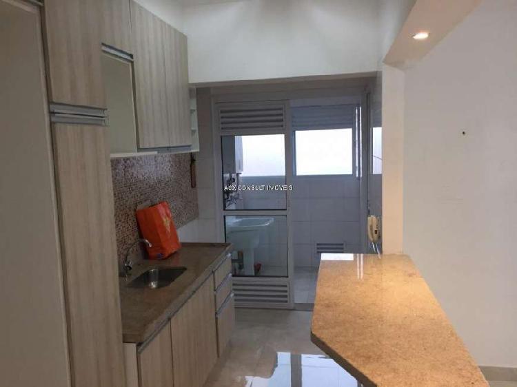 Apartamento Mooca, 86m² , 3 quartos , 1 suíte e 2