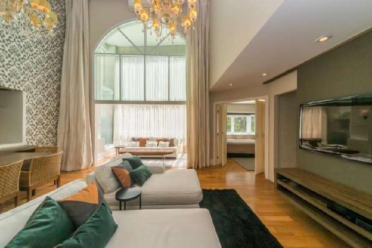 Apartamento para aluguel com 110 metros quadrados com 2