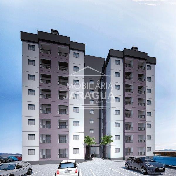 Apartamento à venda, 2 quartos, 1 vaga, três rios do sul -