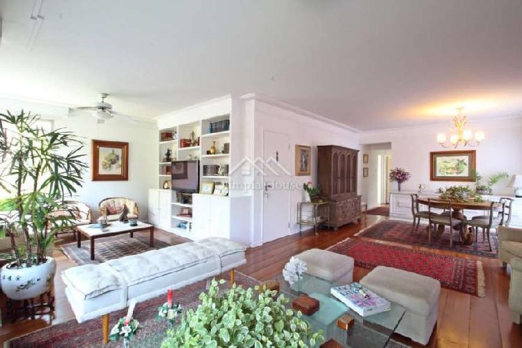 Apartamento à venda com 170m² - Pinheiros, SP