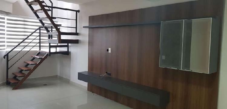 Cobertura duplex para venda 144 m² com 2 quartos em