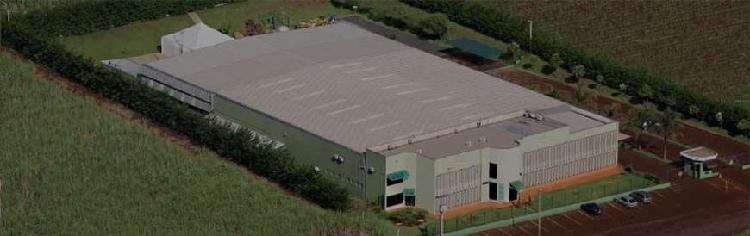 Galpão atualmente com fábrica de automação 2 milhões