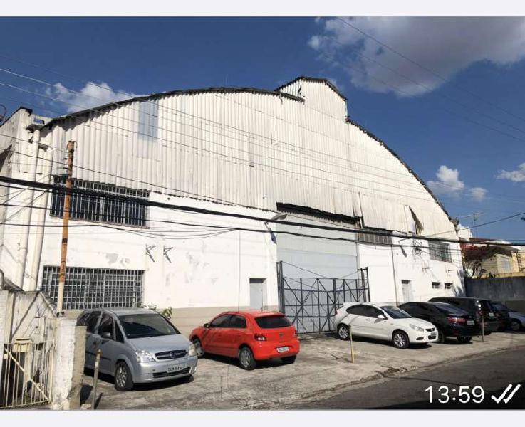 Galpão/Depósito/Armazém para aluguel tem 1100 metros