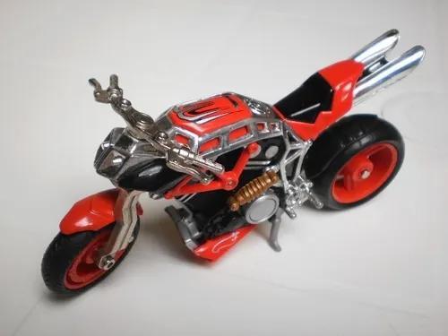 Mini super bike brinquedo antigo coleção hot wheels moto