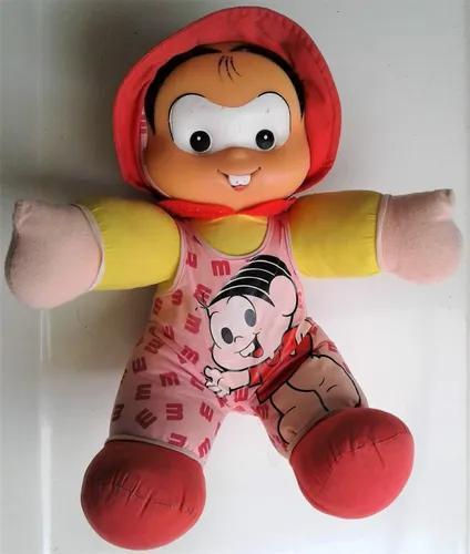 Multibrink - antiga boneca mônica baby 30cm original