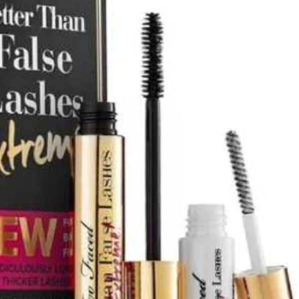 Too faced rímel better than false lashes extreme comprado