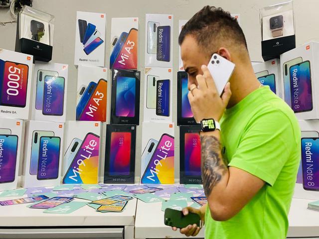 Xiaomi / redmi note 8 64g novo0