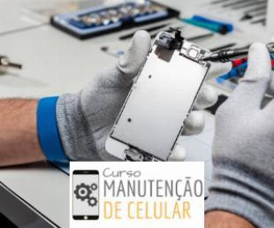 Curso de manutençao de celulares