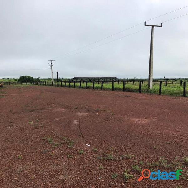 500 alqs dupla aptidão pista bom acesso rondon pa