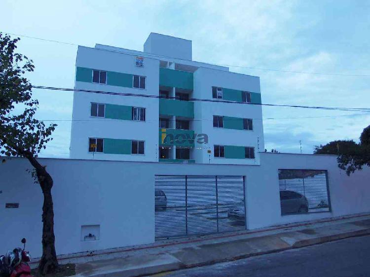 Apartamento, santa branca, 2 quartos, 1 vaga