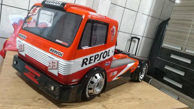 Automodelo fg truck repsol 1/5 top!!