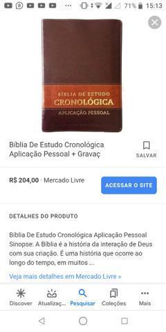 Bíblia nova
