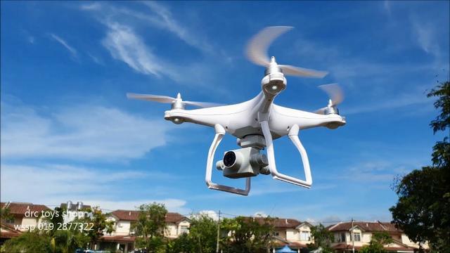 Drone wltoys xk x1 5g wifi fpv gps 1080p gimbal 20mins zero