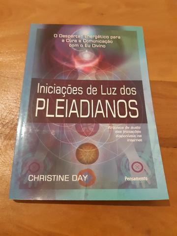 Iniciações de Luz dos Pleiadianos - Christine Day -