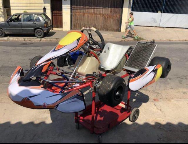 Kart shifter bírel ano 2014 com motor