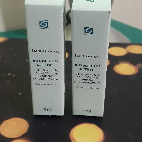 Kit blemish-age defense skinceuticals