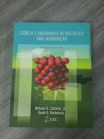 Livro ciência e engenharia de materiais 8*edição -