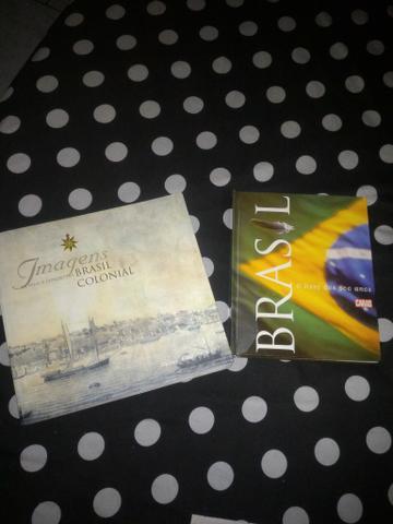 Livro imagens de vilas e cidades do brasil colonial+ livro