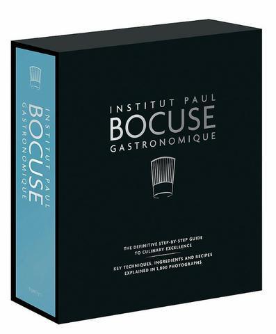Livro institut paul bocuse gastronomique importado -