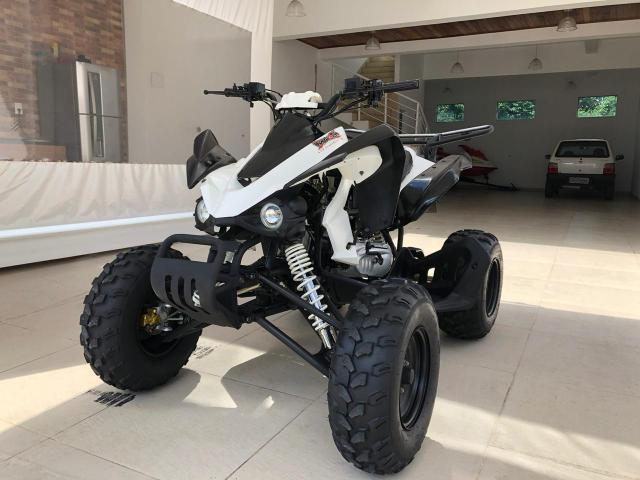 Quadriciclo gt-pro automático completo