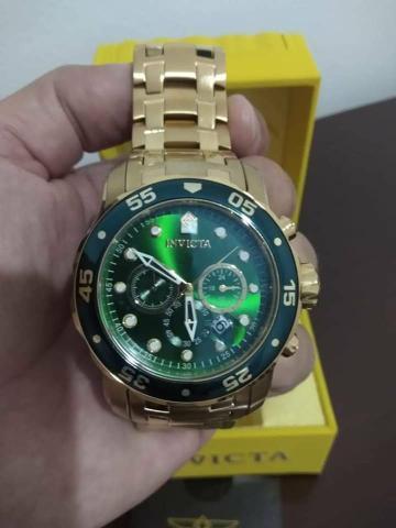 Relógio invicta original 80072