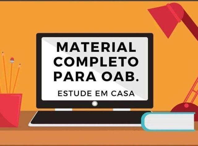 Resumos e Vídeo-aulas para OAB 1ª Fase, em até 12x