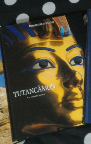 Tutancâmon: biblioteca egito capa dura