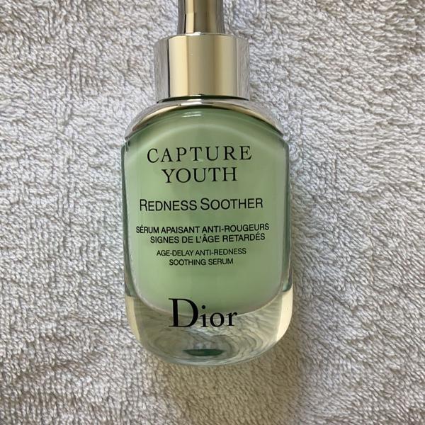 Dior serum facial anti idade capture youth controle