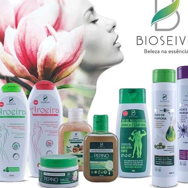 Produtos veganos bioseiva , natural não testados em animais